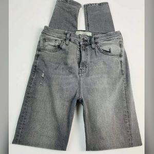 TOPSHOP Jamie Moto Skinny Jeans Pants